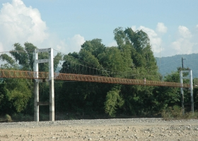 Ambalayat Foot Bridge